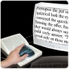 ELECTRONIC READING MAGNIFIER